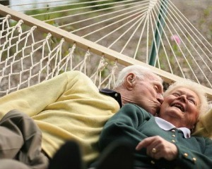 Loving Older Couple 2